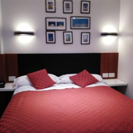 Hotel A&B - Double Room