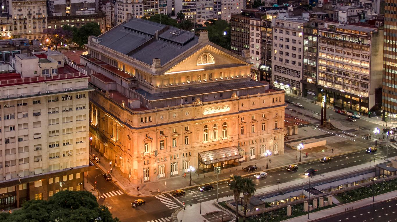Hotel A&B Internacional – Teatro Colón