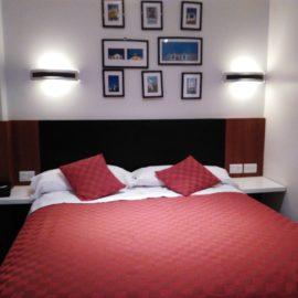 Hotel A&B - Habitación Doble Estándar